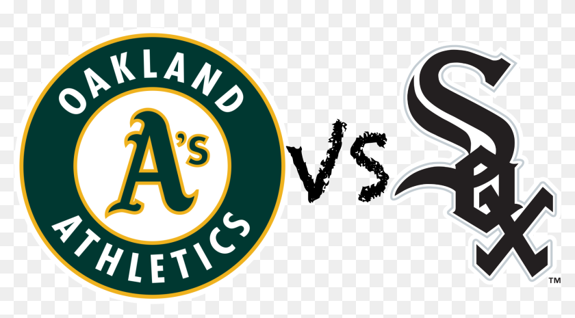 As Vs White Sox Oakland A S Logo Vector Hd Png Download 1900x962 6756534 Pngfind