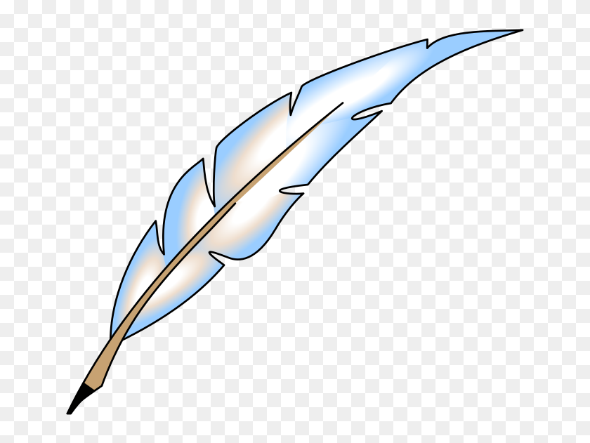 Transparent Background Feather Pen Clipart Hd Png Download 723x600 6760366 Pngfind