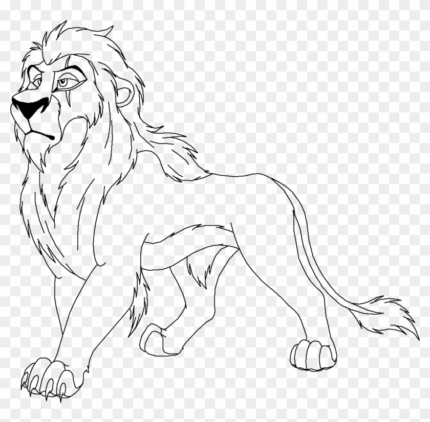 Best Hd Lion King Lioness Coloring Pages Images Coloring Lion King Scar Drawings Hd Png Download 1086x1017 686090 Pngfind The lion king outline free png stock. hd lion king lioness coloring pages