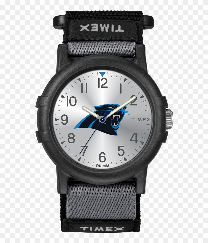 3789214a Carolina Panthers Youth Recruit Timex Watch - Timex Group Usa, Inc ...