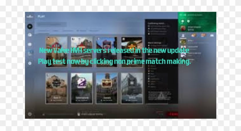cs go matchmaking aggiornamento Reddit