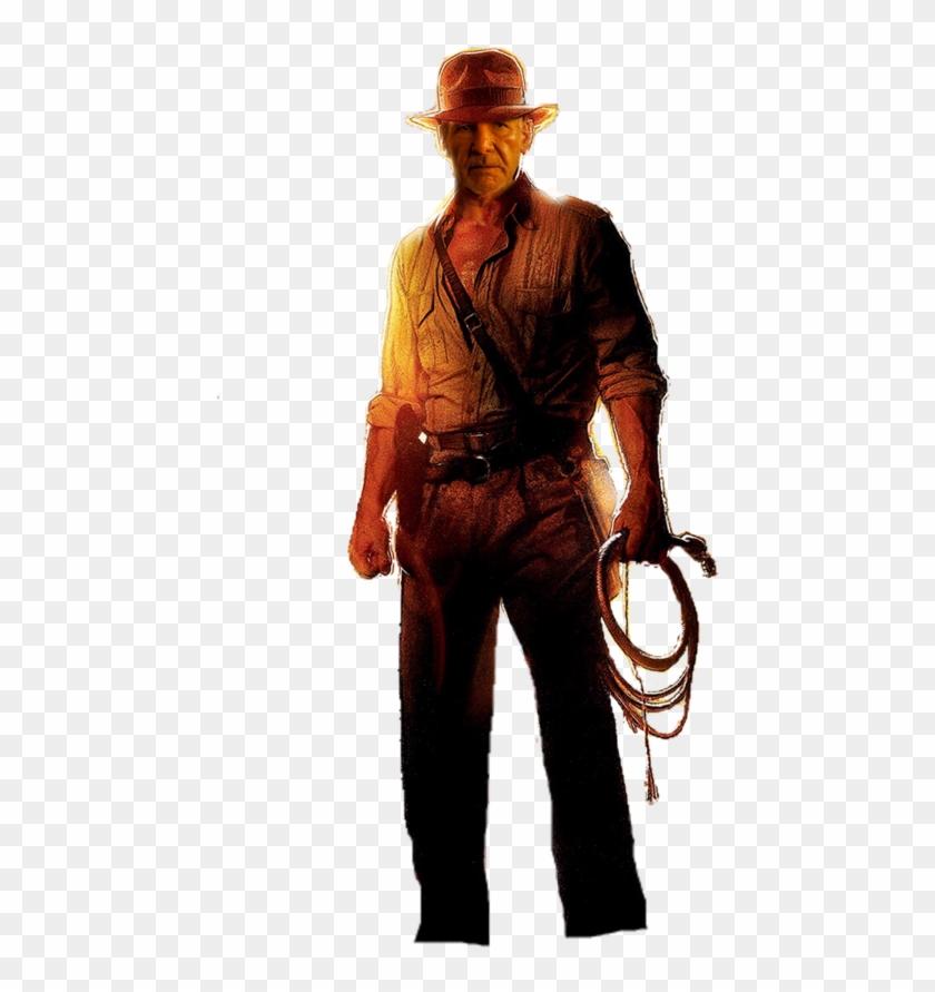 Indiana Jones Render - Indiana Jones Marion Naked, HD Png