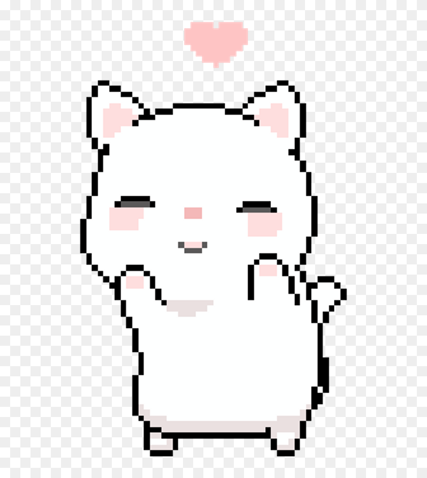 Dancing Anime Cat Gif Png Download Pixel Cat Gif Transparent Png Download 527x860 6822334 Pngfind