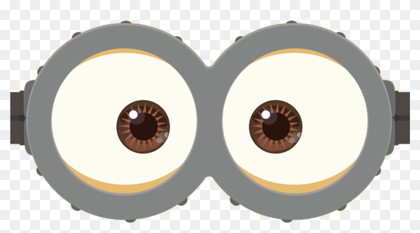 It's just a graphic of Free Printable Minion Eyes within birthday