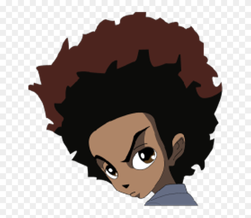 Cartoon Black Guy With Afro Png Download Cartoon Character