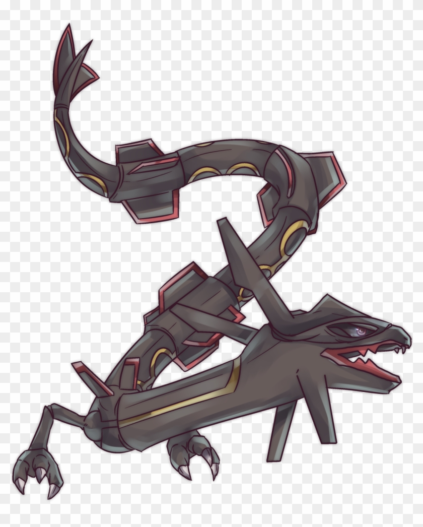 Custom Shiny Rayquaza 139th $5 Commission Want One - Shiny Rayquaza