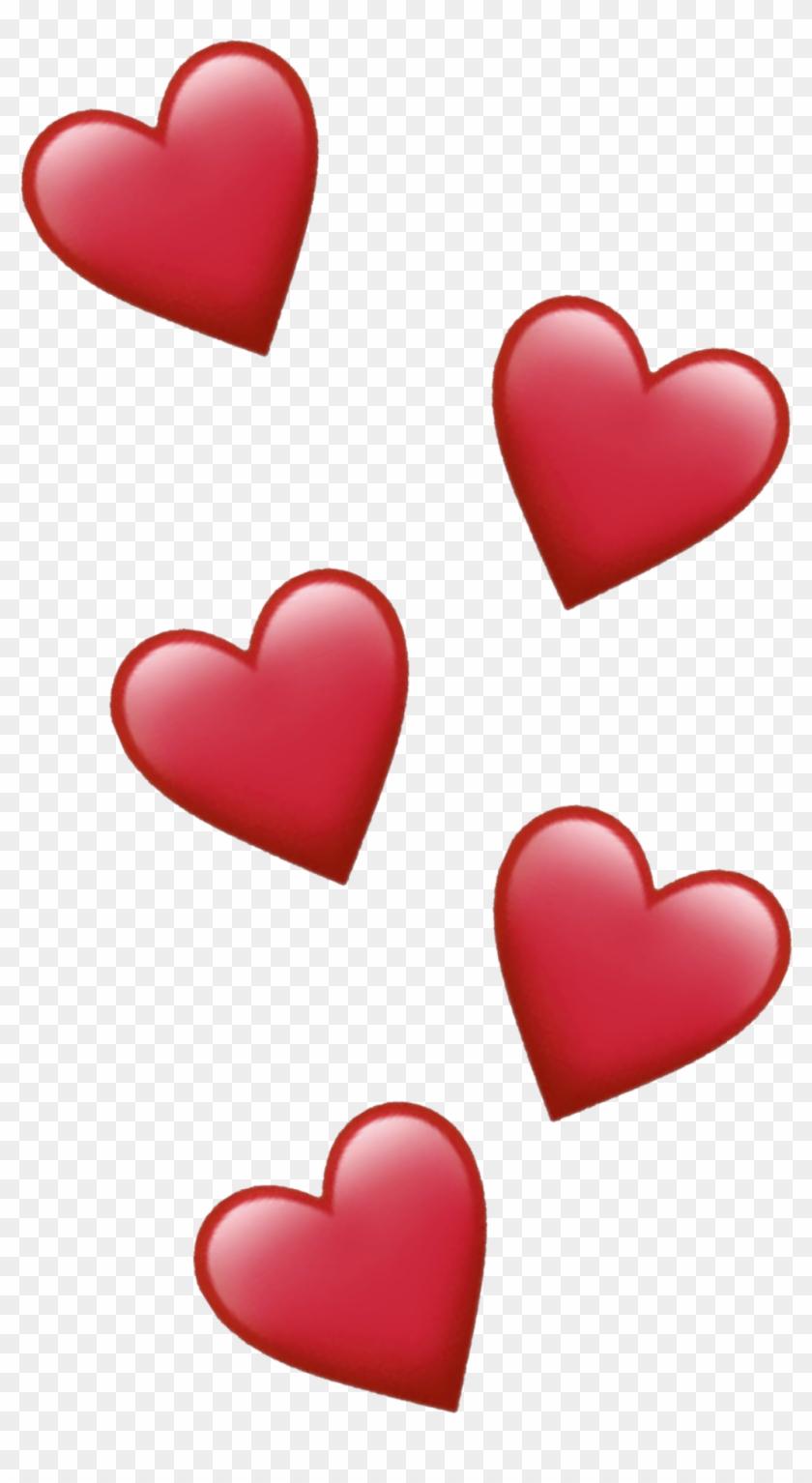 Red Heart Emoji   Heart, HD Png Download   12x1212 ...