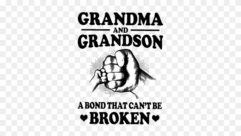 Grandma And Grandson A Bond That Can T Be Broken Svg Grandma And Grandson A Bond That Can T Be Broken Svg Hd Png Download 690x488 6911826 Pngfind