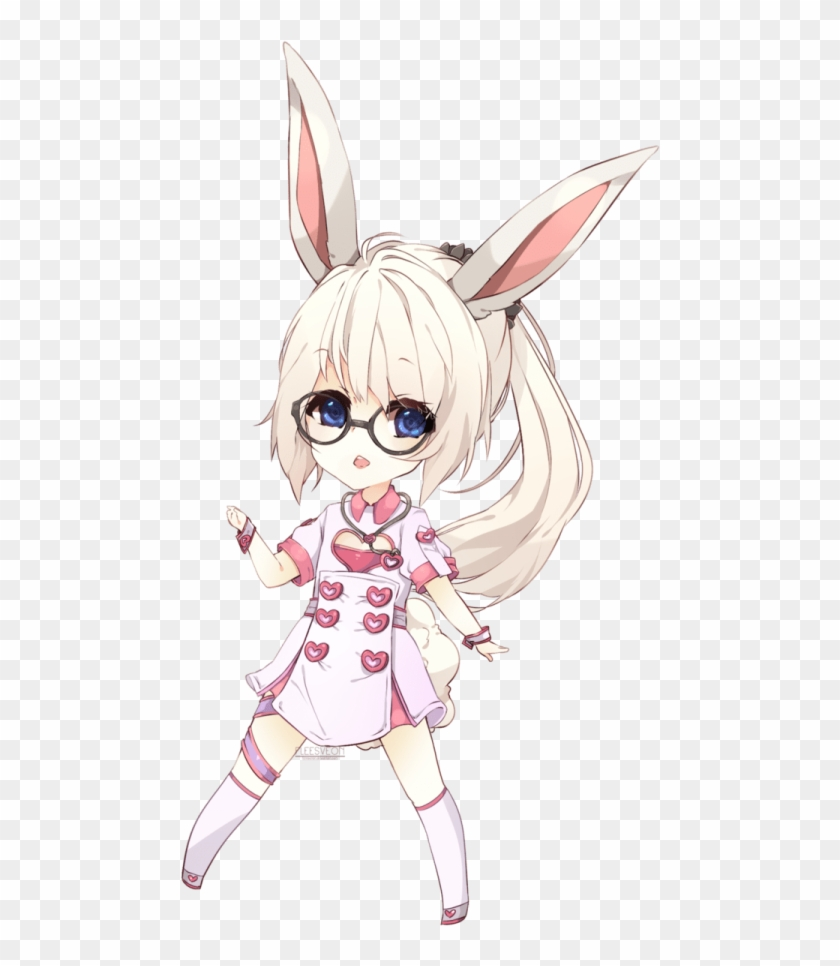 Free Png Download Hinh Anime Bunny Chibi Png Images