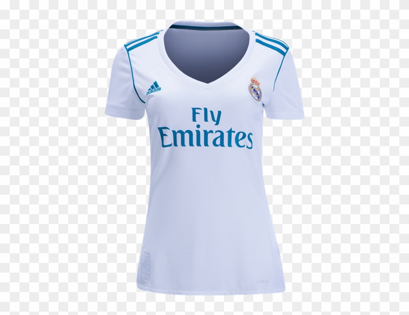 reputable site 847d3 60085 Real Madrid 17/18 Home Women's Jersey - Real Madrid Jersey ...