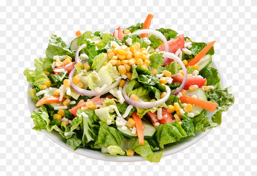 Garden Salad Salad In Pizza Hut Hd Png Download 700x495 710345 Pngfind
