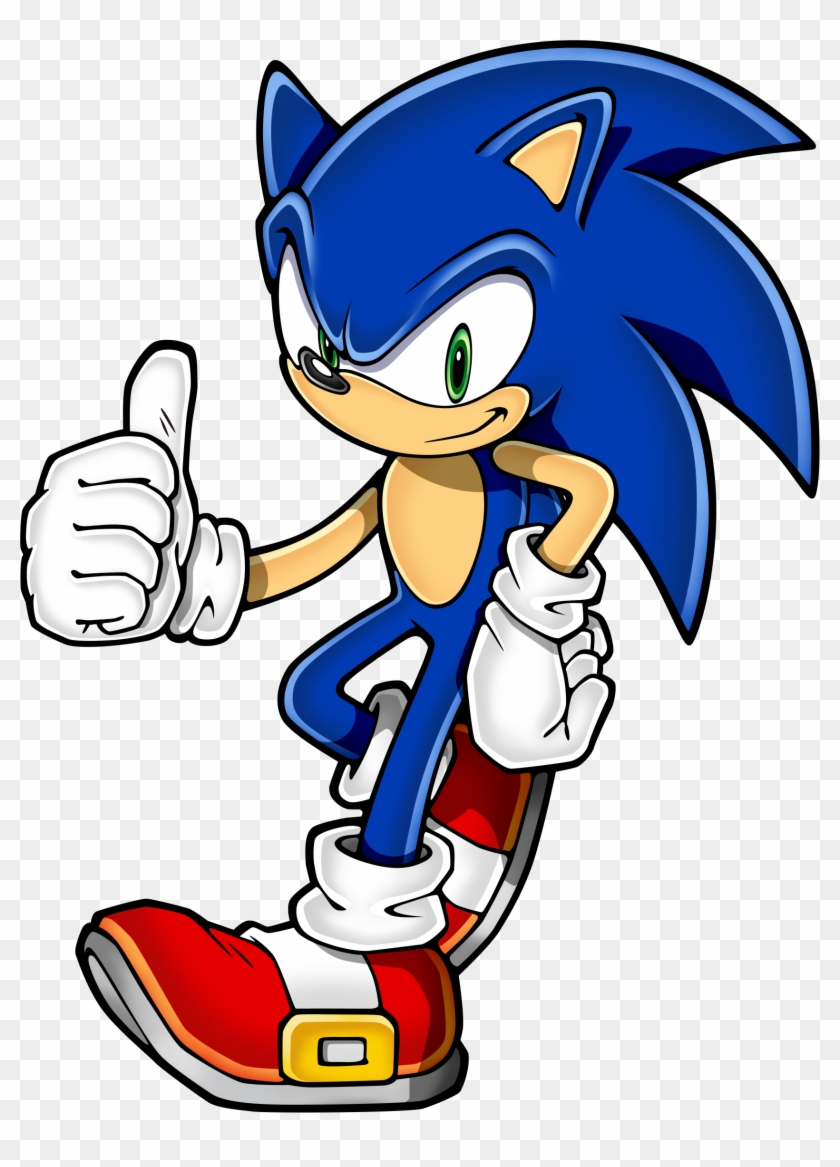 Sonic The Hedgehog Png Transparent Png 1682x2257 710436 Pngfind