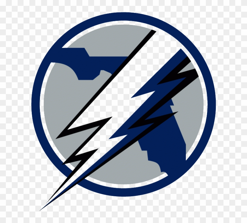 Tampa Bay Lightning Wall Decal , Png Download - Tampa Bay