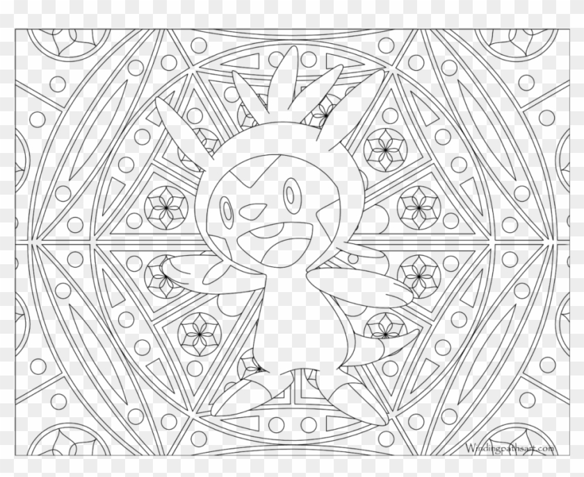 Pokemon coloring pages Chespin, Quilladin and Chessnaught - YouTube | 686x840