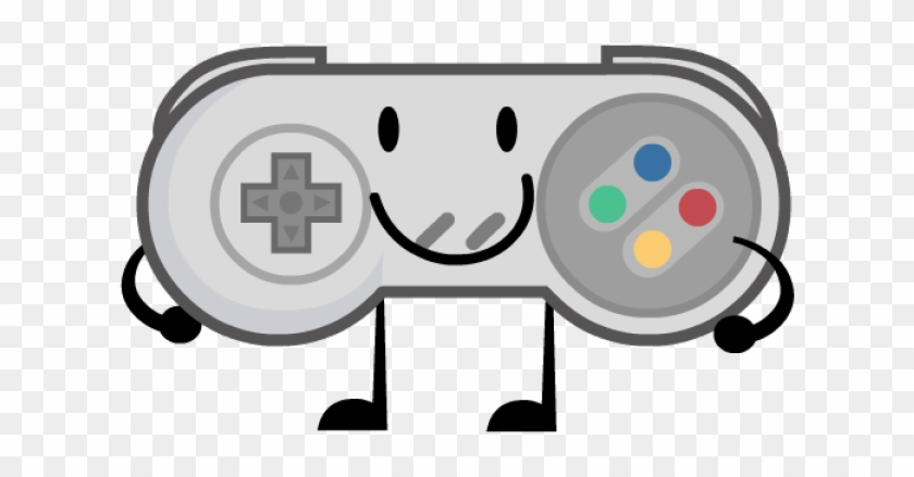 Nintendo Clipart Nes Controller Snes Controller Clip Art Hd Png Download 640x480 729946 Pngfind