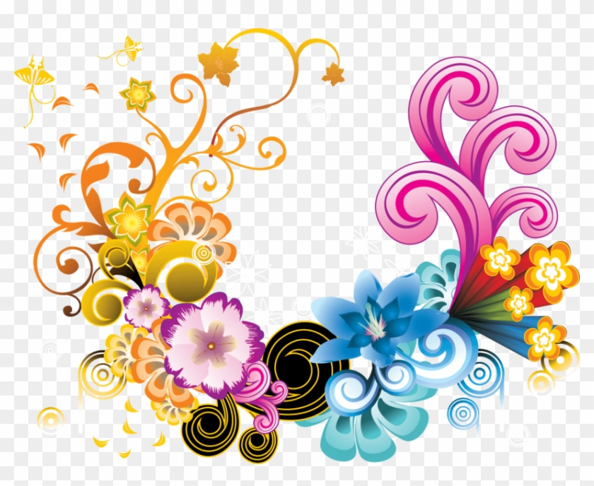 Free Png Download Floral Colorful Png Images Background