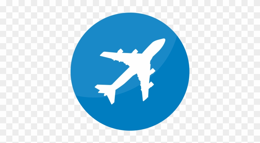 Vector Airplane Airplane Blue Logo Png Transparent Png