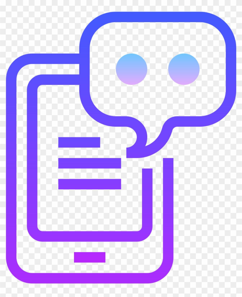 Message Icons - Messenger Chat Symbol, HD Png Download