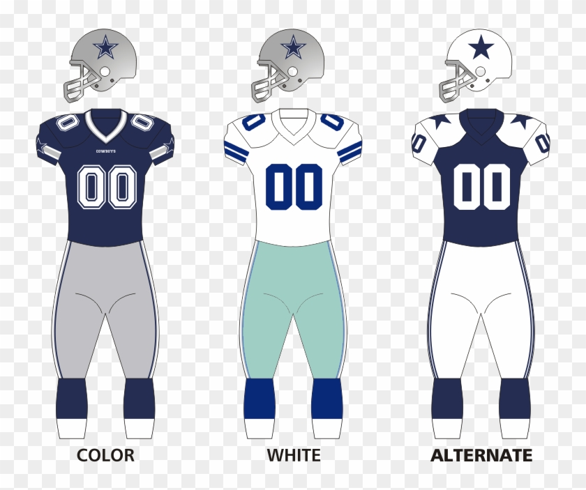 quality design c917e e3a89 40, 21 August 2017 - Dallas Cowboys Uniforms 2017, HD Png ...