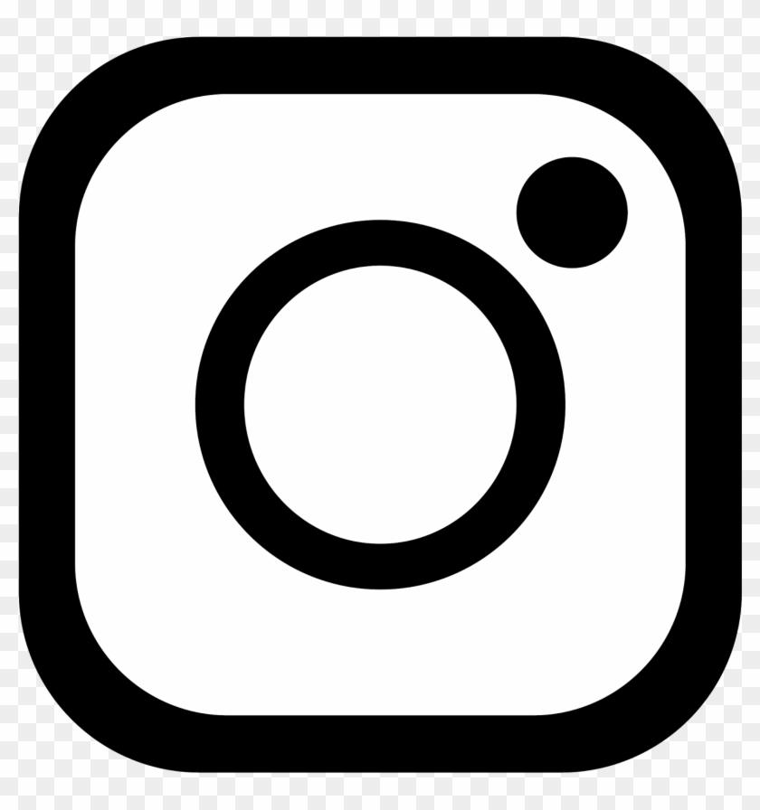 Instagram logo. Icons clipart y facebook
