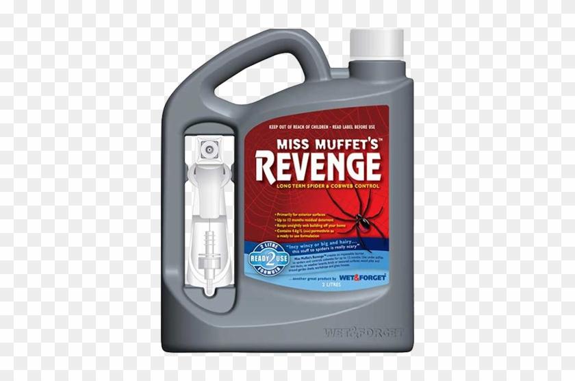 Wet & forget miss muffets revenge spider killer & repellent alto 800 car cover