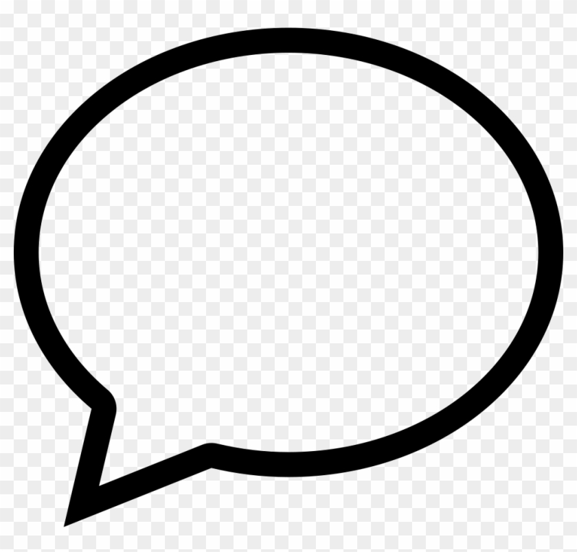 Png File Svg Chat Bubble Icon Png Transparent Png 980x892 775446 Pngfind