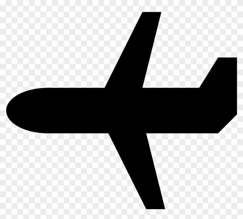 Schiphol Aircraft Silhouette Airplane Clipart Hd Png Download