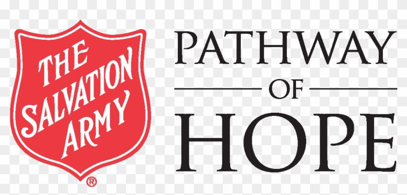 Pathway Of Hope - Salvation Army, HD Png Download - 1102x477