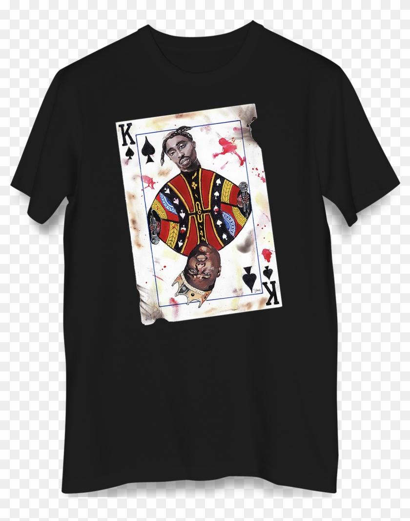 Kings Of Rap Tupac Shirt Hd Png Download 1216x1486 792233