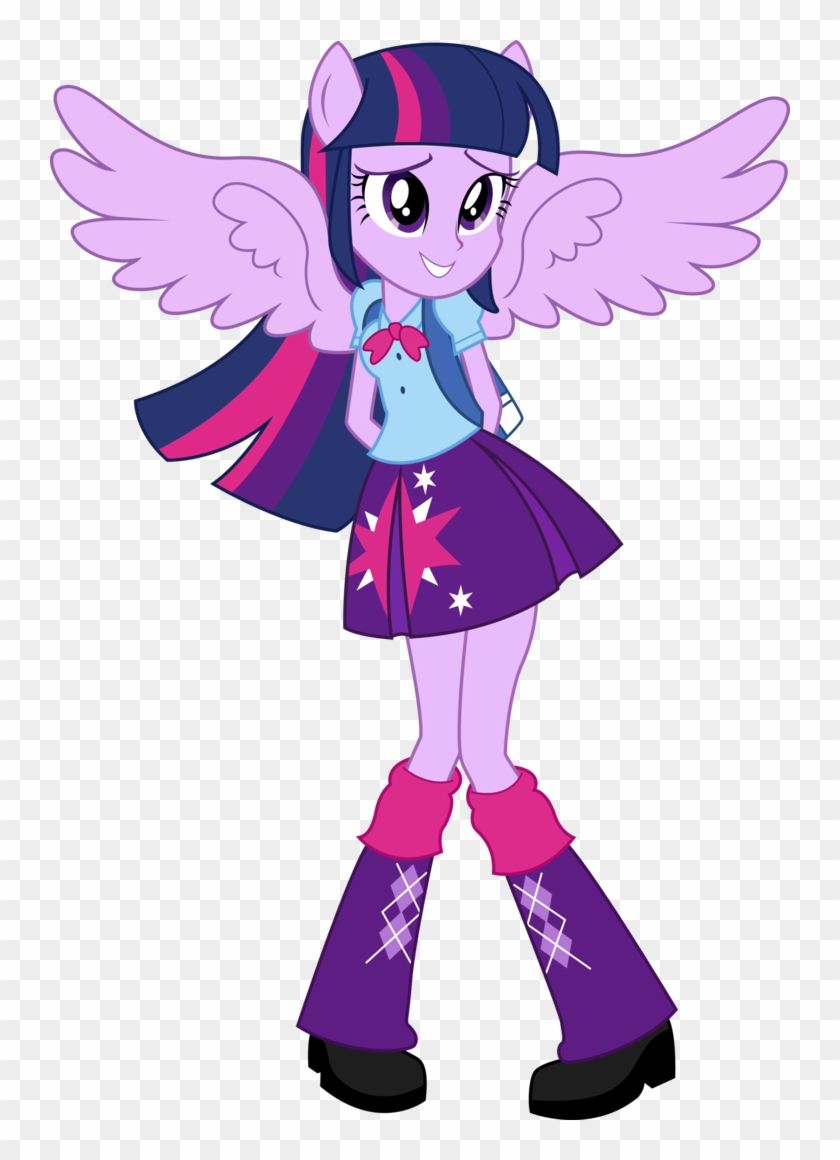 Twilight Sparkle My Little Pony Equestria Girls Hd Png Download