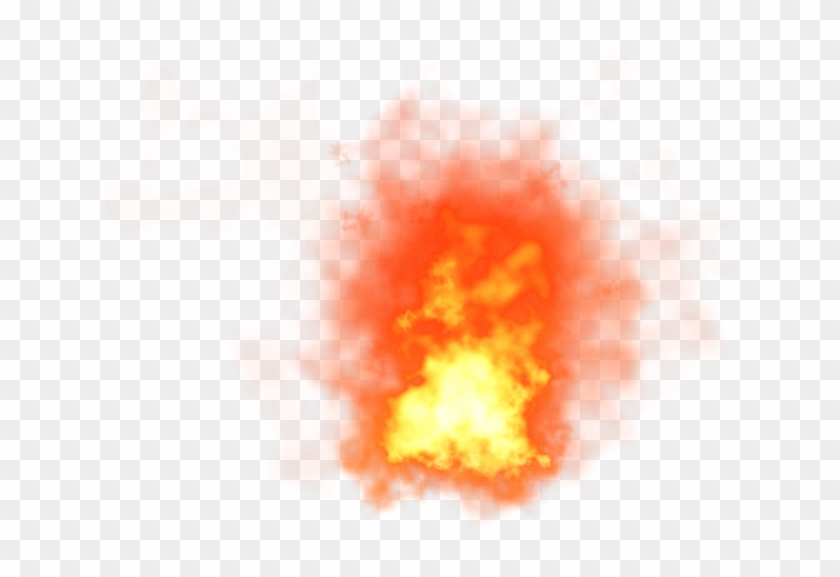 Fire Smoke Png Photo Anime Fire Png Transparent Png