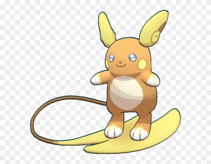 Download Free Png Alola Raichu Pokecharms Dlpng Com Raichu Cute Pikachu Pokemon