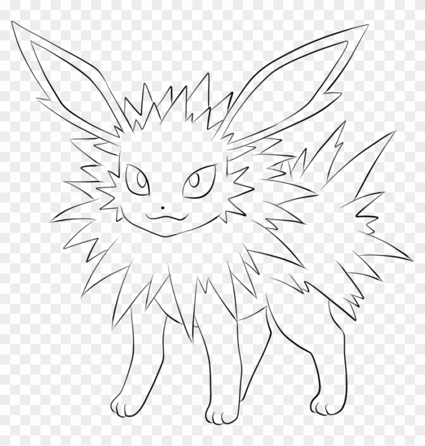 14 Pics Of Pokemon Sylveon Coloring Pages Flareon Pokemon Eevee Evolution Drawing Hd Png Download 900x896 89207 Pngfind