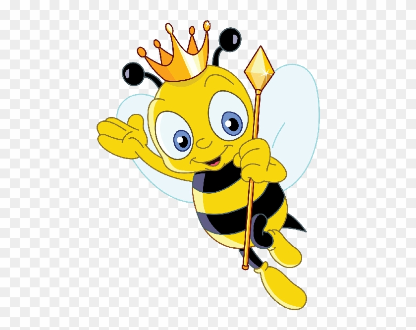Beehive On A Tree Clipart Cute Bee Clip Art Hd Png Download
