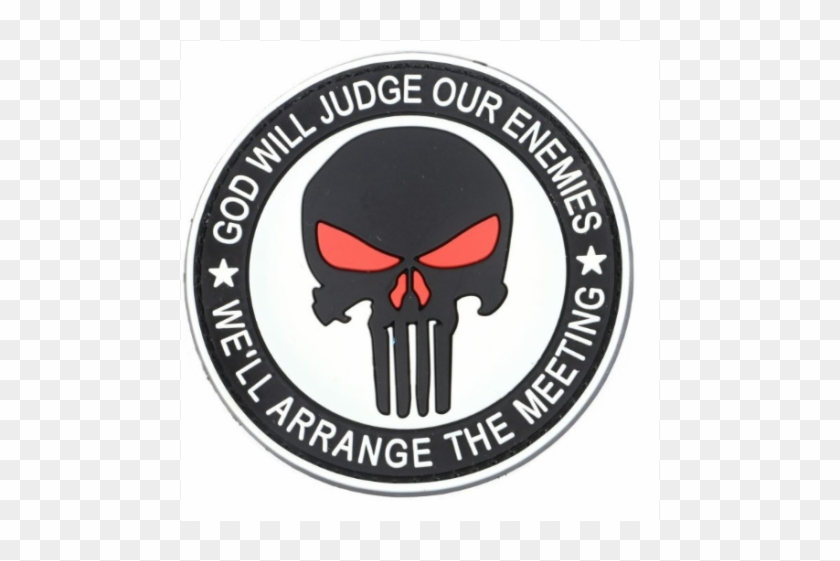Seal Team 3 Punisher Patch - Punisher Patch, HD Png Download