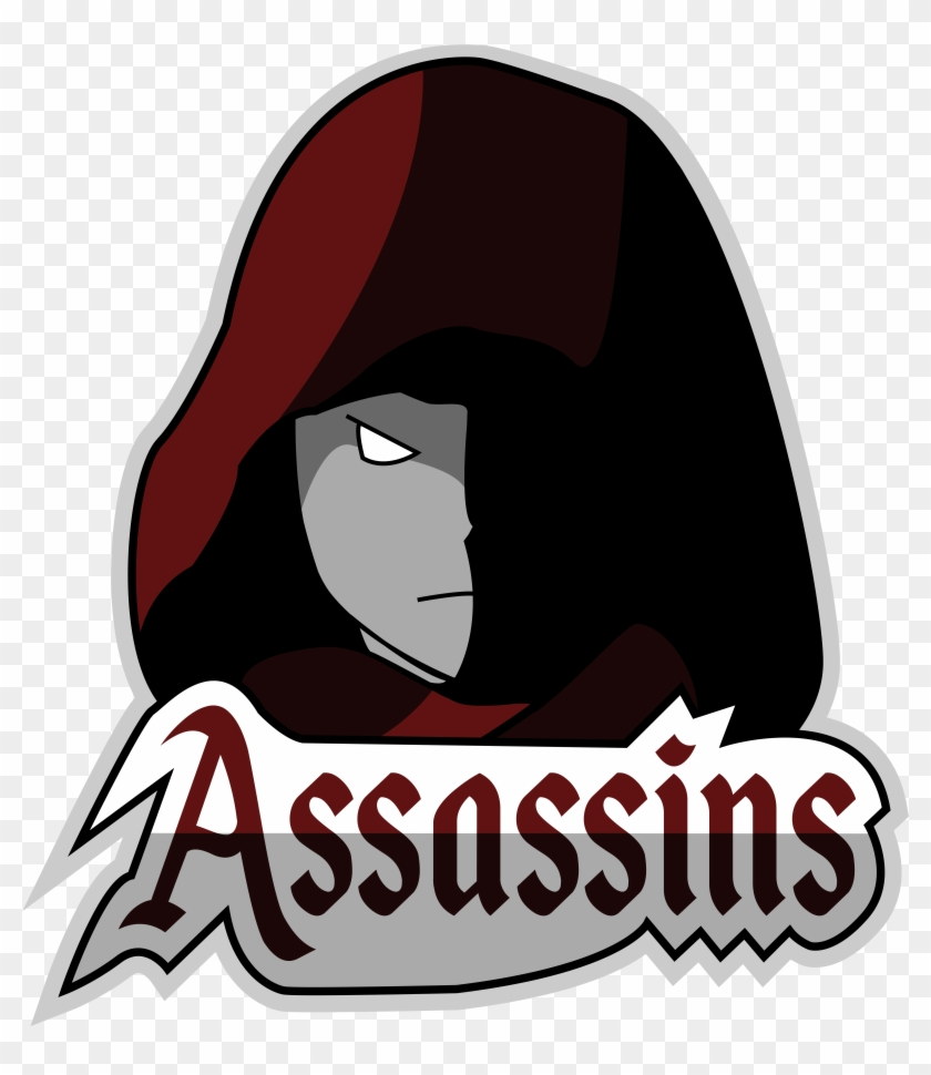 Banner Free Assassins Mascot Logos Pinterest Hd Png Download