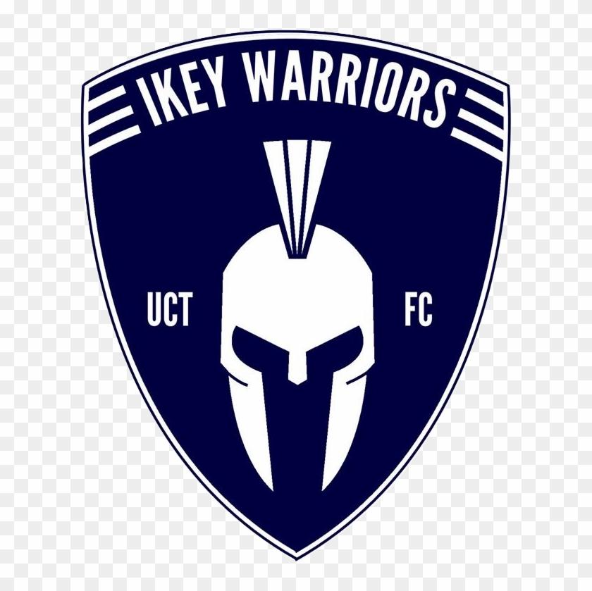 Ikey Warriors Logo - University Of Cape Town Football Club, HD Png