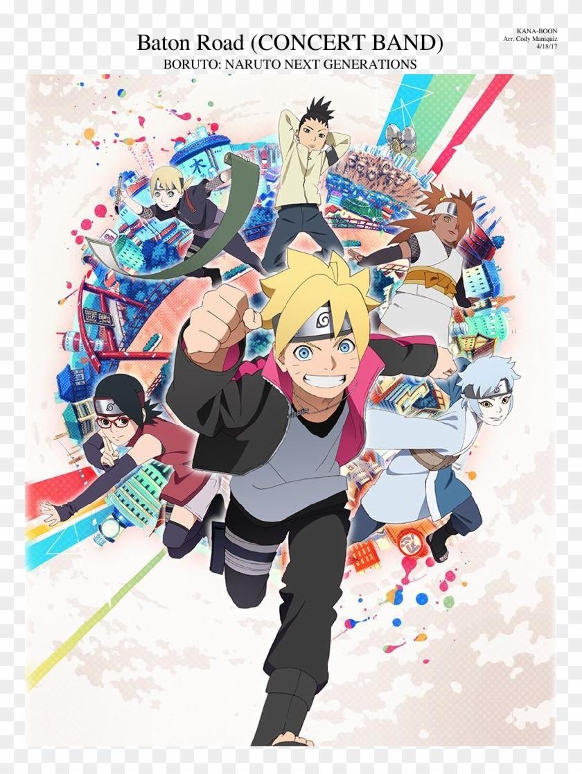 𝘉𝘢𝘵𝘰𝘯 𝘙𝘰𝘢𝘥 [𝘉𝘖𝘙𝘜𝘛𝘖 - Boruto Naruto Next