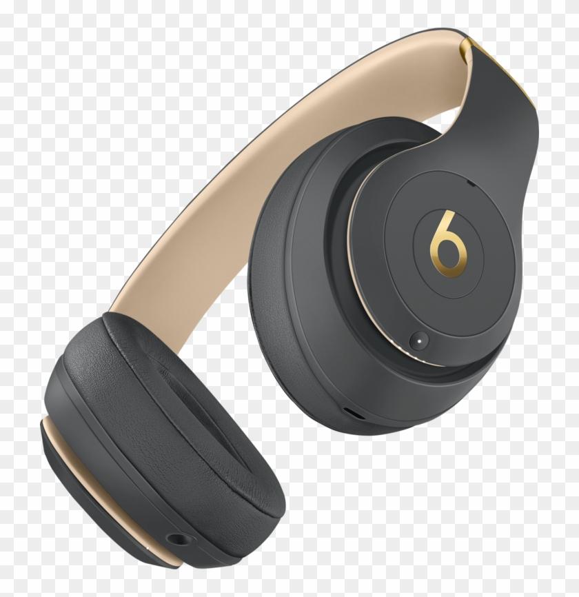 Beats Studio3 Headphones Beats Studio 3 Shadow Grey Hd Png Download 724x786 813070 Pngfind