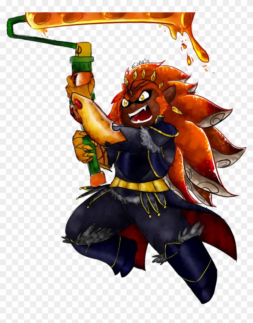 Hyrule Warriors The Legend Of Zelda Ganondorf Hyrule Warriors Hd Png Download 949x1008 813091 Pngfind