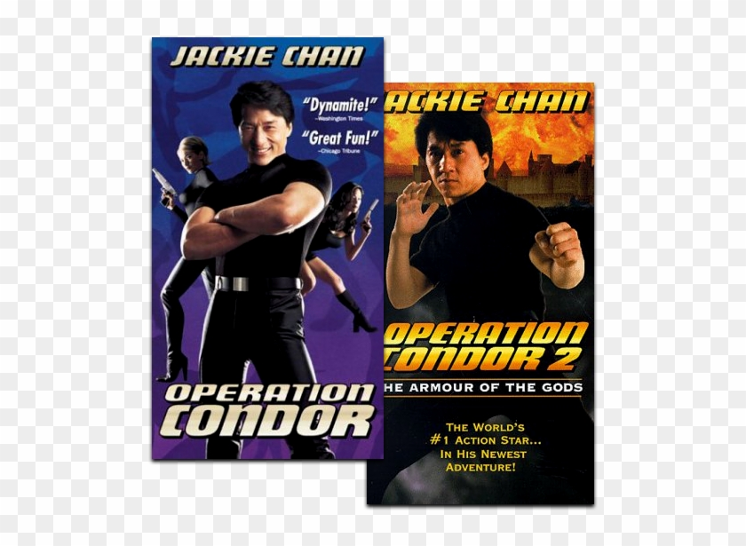 Condorvhs Jackie Chan Movies Poster Hd Png Download