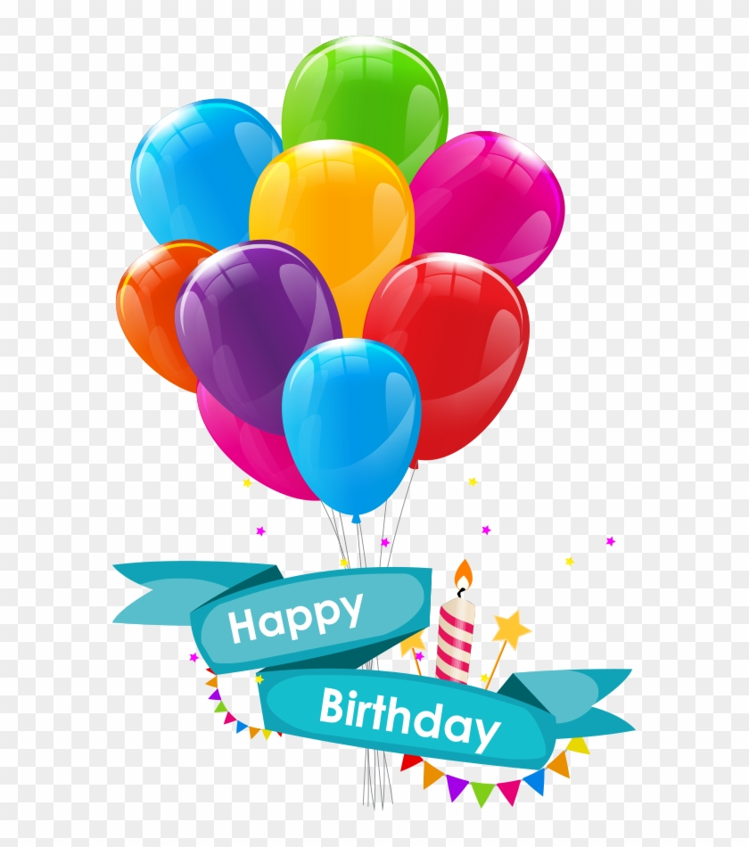 Colorful Balloons Transparent Background Png Vector Birthday Card Png Png Download 587x870 826403 Pngfind Birthday balloons collection of 25 free cliparts and images with a transparent background. vector birthday card png png download