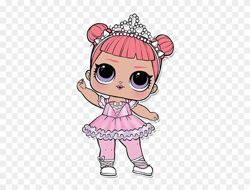 Lol Png - Center Stage Lol Doll, Transparent Png - 600x600 ...