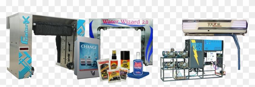 Shiners Car Wash Product Range Automatic Car Wash Hd Png Download