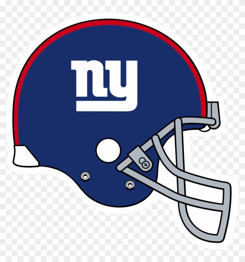 new product 226e5 8ab8e Odell Beckham Jr - New York Giants Helmet Logo, HD Png ...