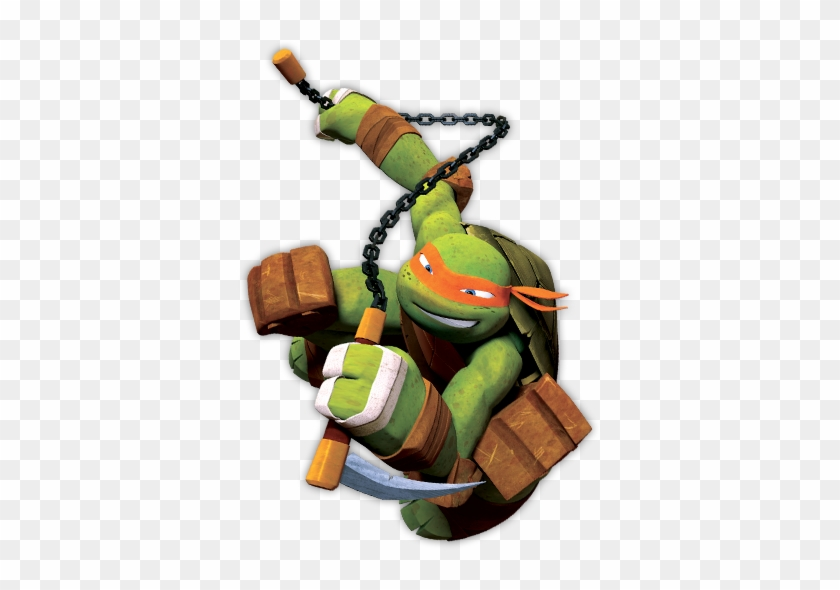 Michelangelo Teenage Mutant Ninja Turtles 2012 Michelangelo Hd