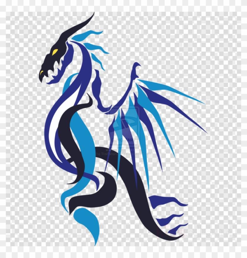 Cute Dragon Clipart - Dragons Clip Art, HD Png Download - kindpng