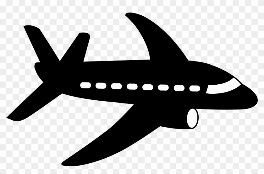 Airplanes Airplane Silhouette Cartoon Free Clipart Airplane