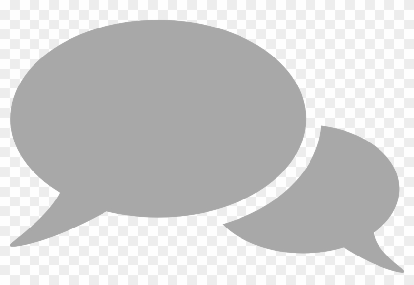 Conversation Icon Png Grey Chat Icon Png Transparent Png 1280x824 847861 Pngfind