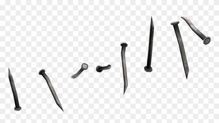Baseball Bat Nails Metalworking Hand Tool Hd Png